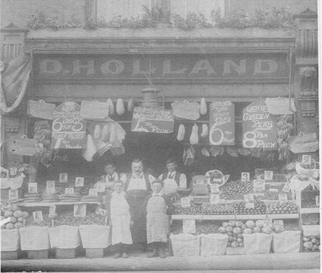 D.Holland Fruit and Veg Shop